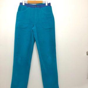 Pants - Vintage 90's MEC fleece pants Sz S